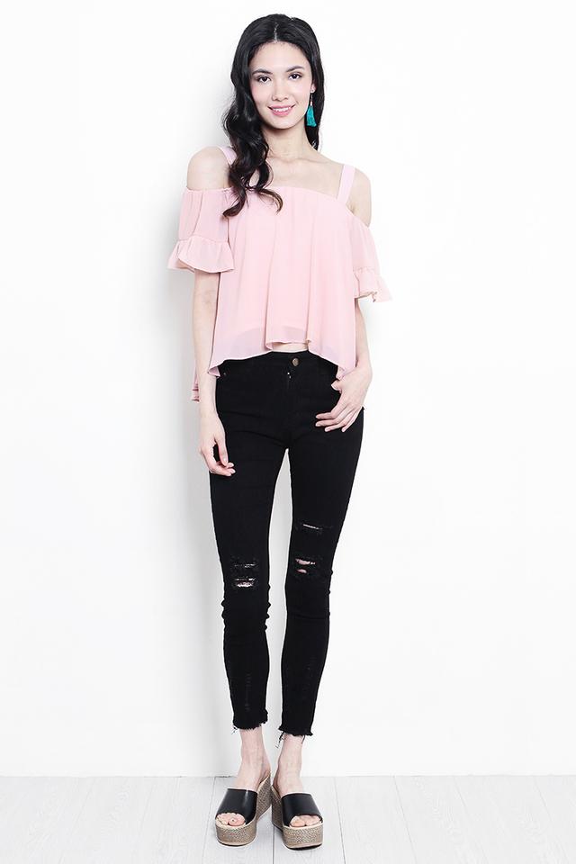 Daphne Top Pink