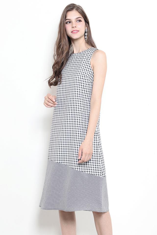 Aleah Dress Gingham