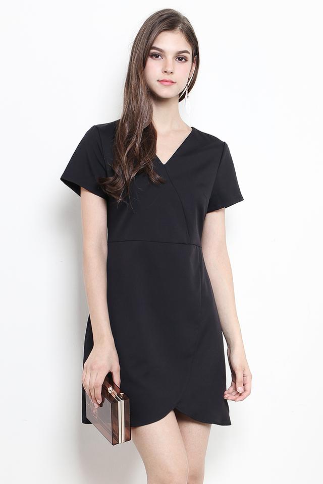 Abbie Dress Black