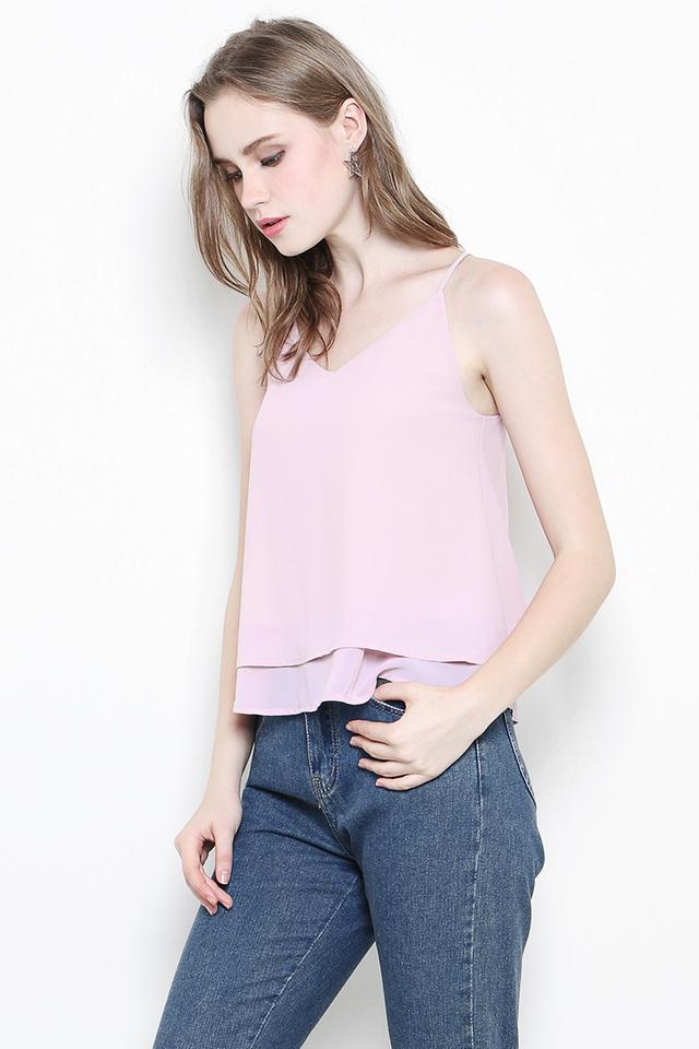 Mira Top Pink