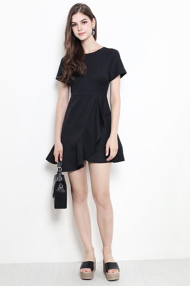 Safire Dress Black