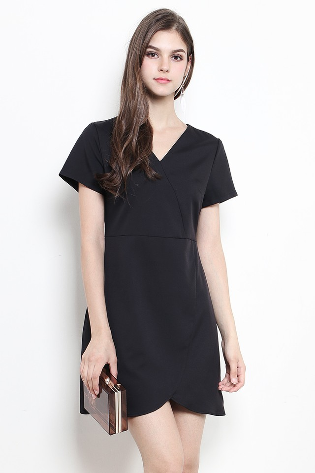 Abbie Dress Black
