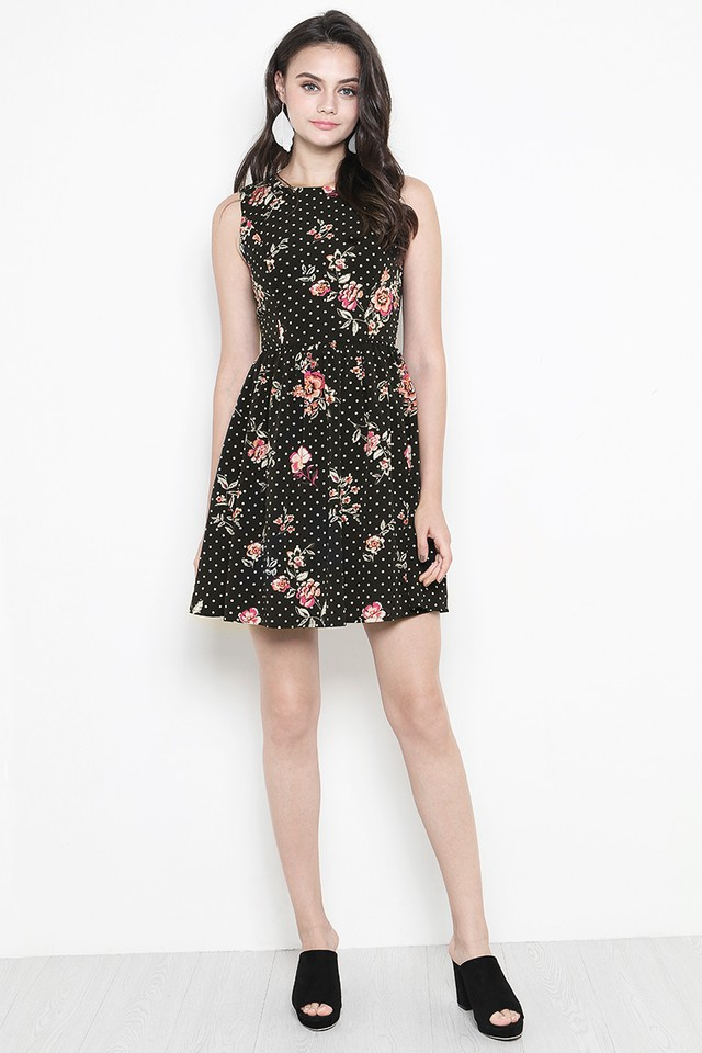 Althea Dress Floral