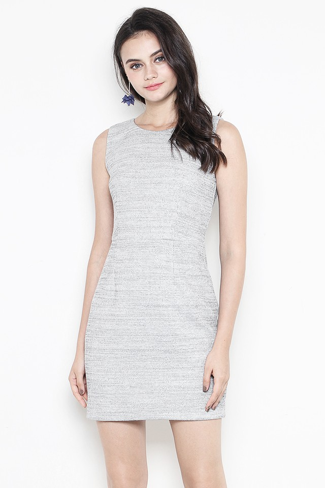 Kizzy Dress Grey