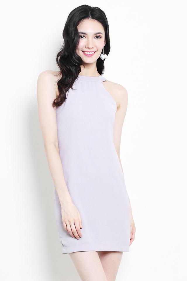 Sherrie Dress Grey