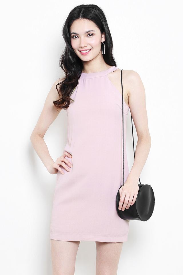 Sherrie Dress Dusty Pink
