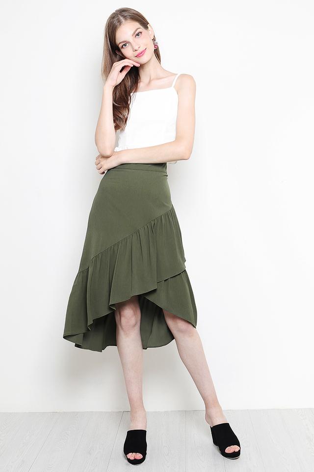Daria Skirt Olive