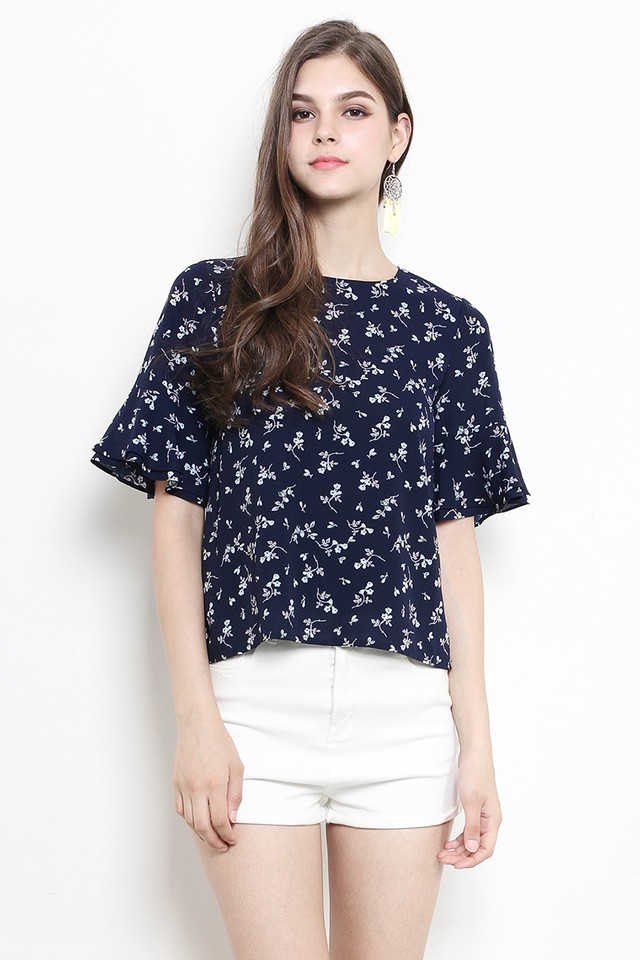 Fiora Top Floral