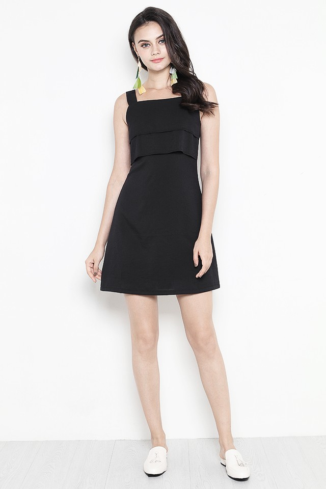 Wanda Dress Black