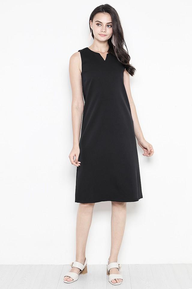 Maya Dress Black