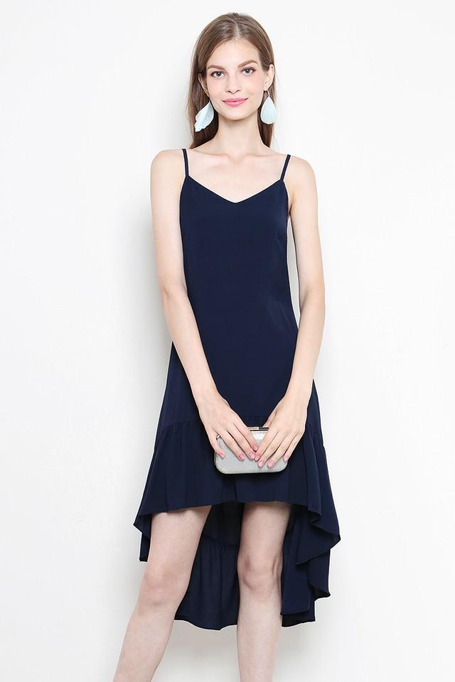 Bentha Dress Navy