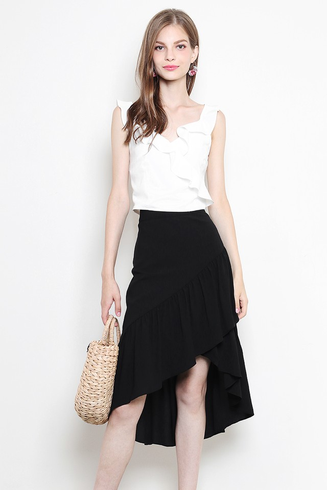 Daria Skirt Black