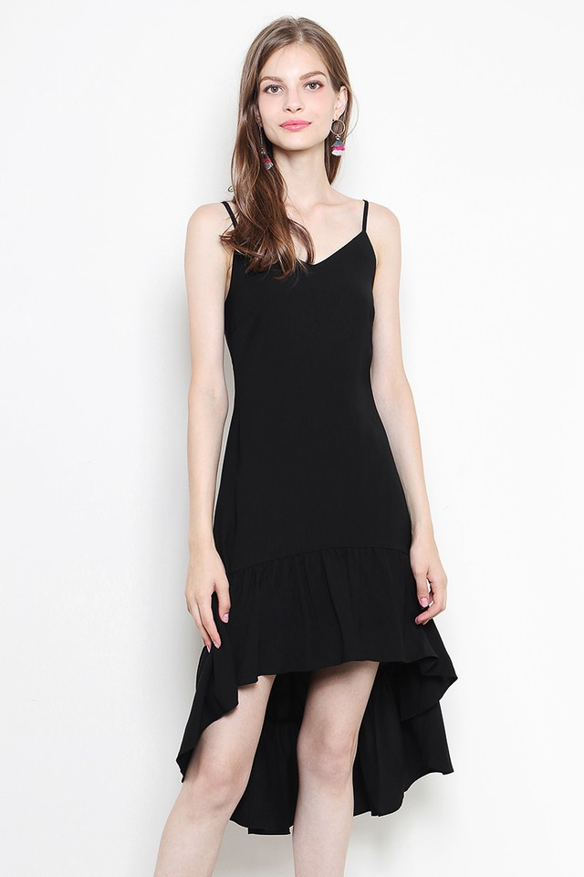 Bentha Dress Black