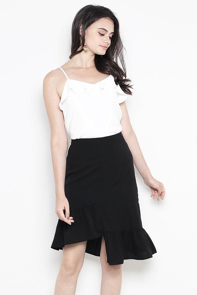 Emeline Skirt Black