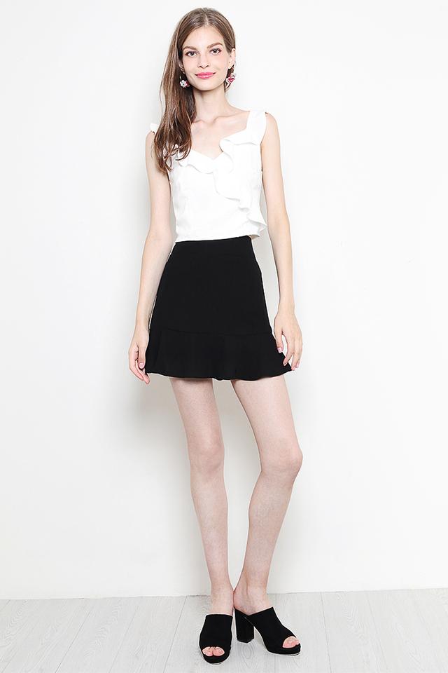 Verity Skirt Black