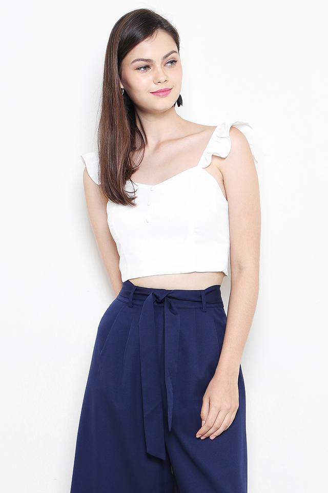 Tenille Bralet White
