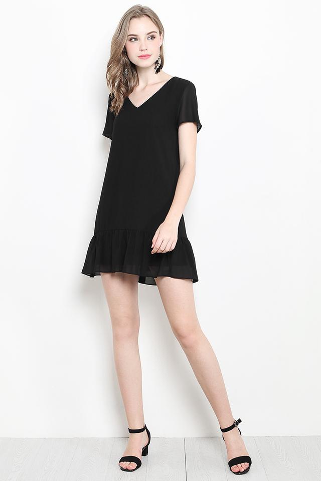 Orina Dress Black
