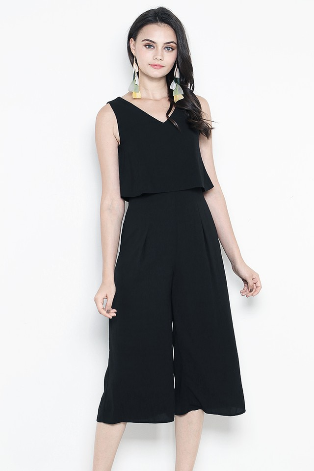 Jorina Jumpsuit Black