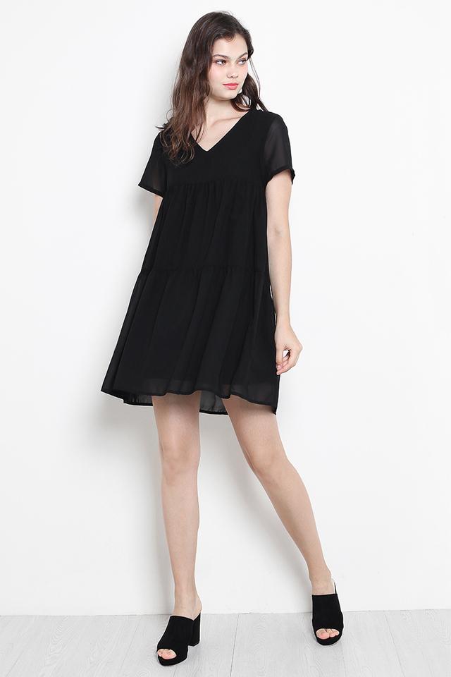 Cilla Dress Black
