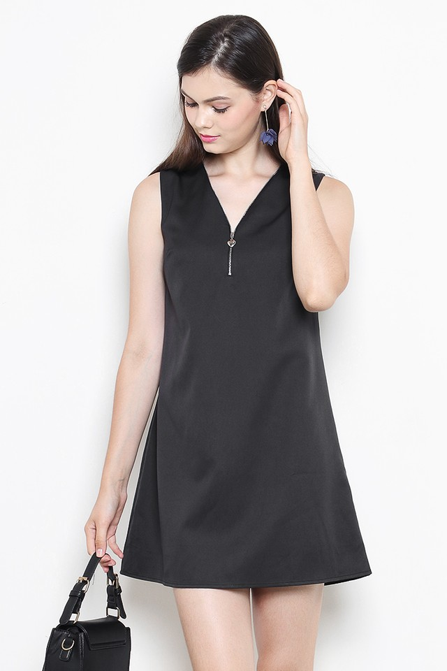 Skye Dress Black