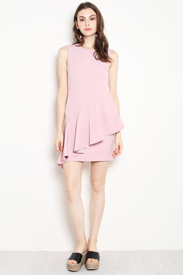 Shantell Dress Pink