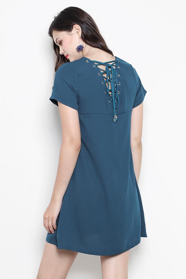 Nikita Dress Emerald
