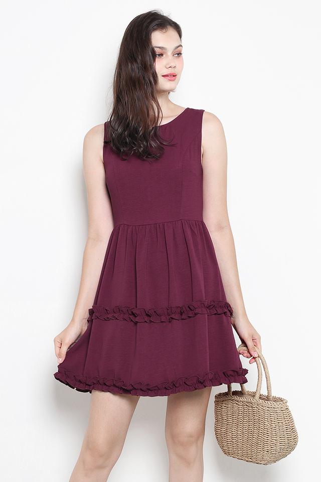 Jeevan Dress Wine