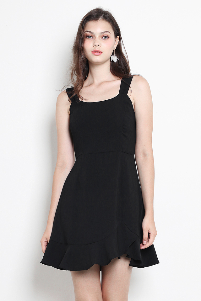 Alondra Dress Black