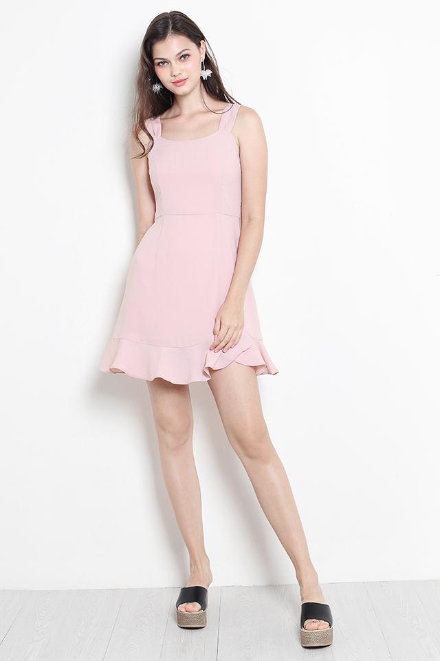 Alondra Dress Pink