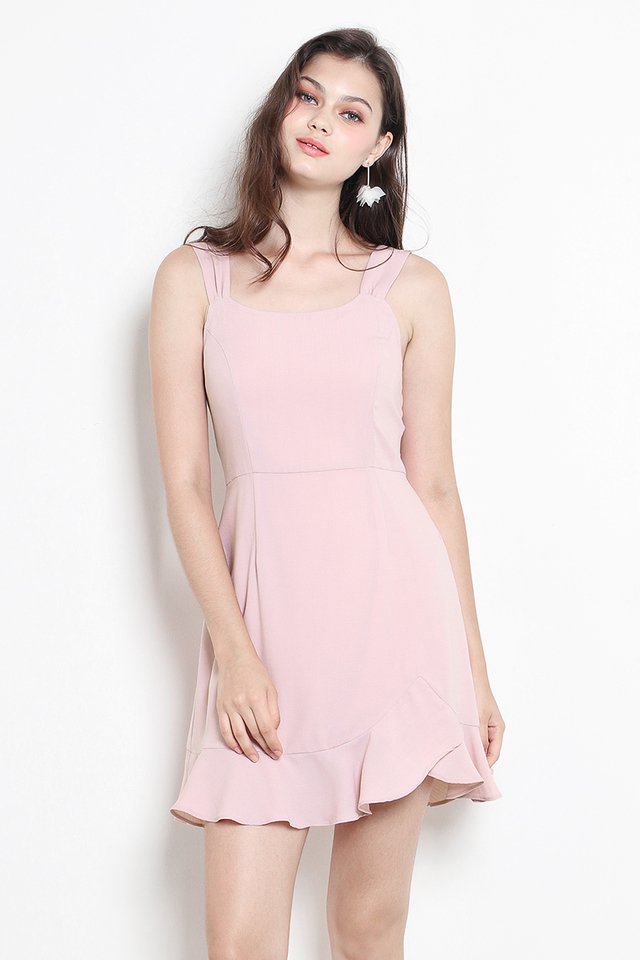 Alondra Dress Pink