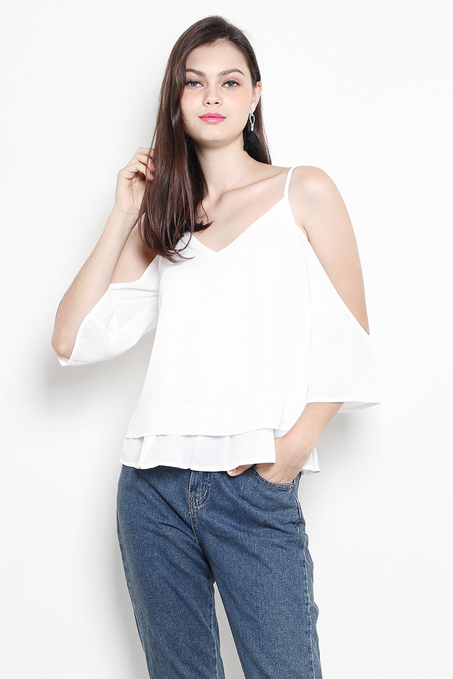 Margie Top White