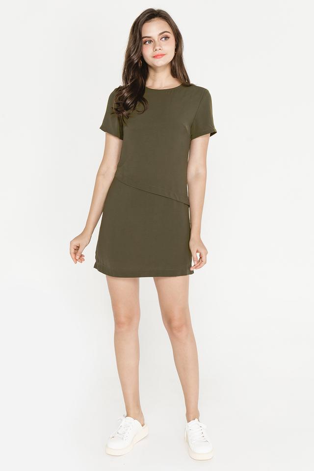 Tasmin Dress Olive