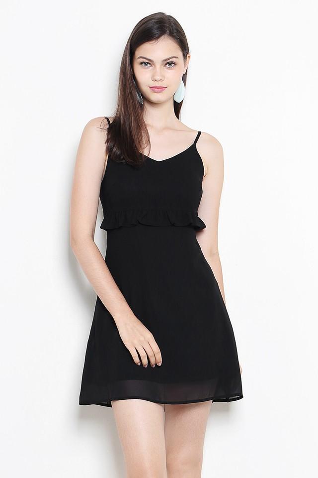 Malina Dress Black