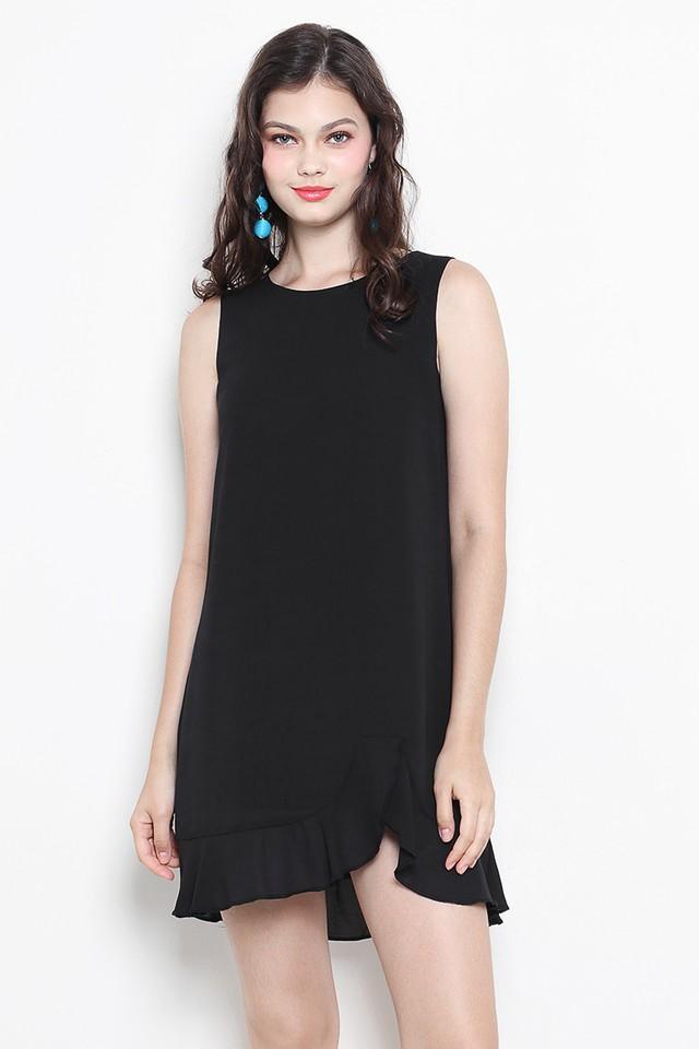 Carlie Dress Black