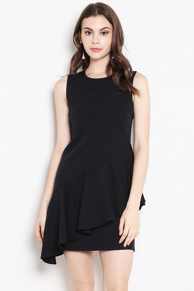 Shantell Dress Black