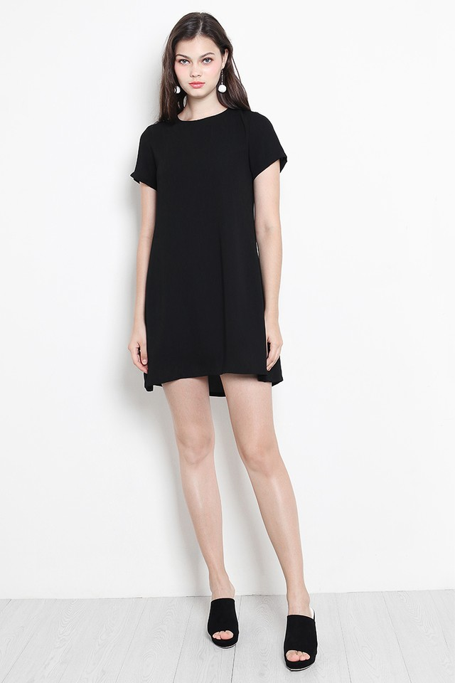 Nikita Dress Black