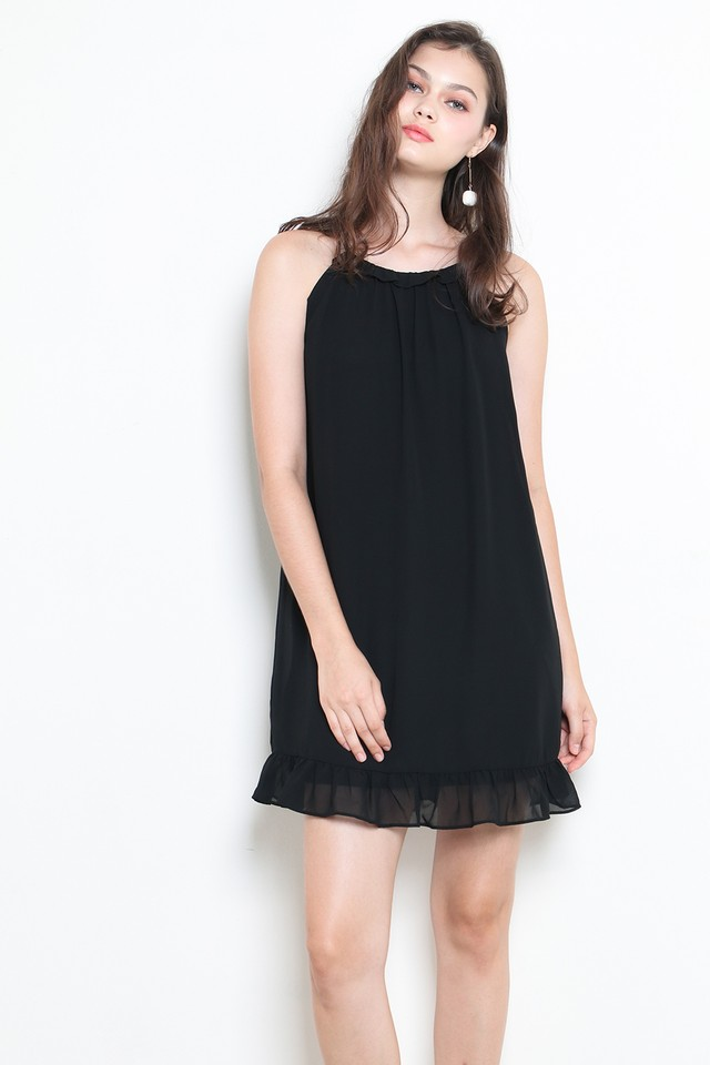 Anwen Dress Black