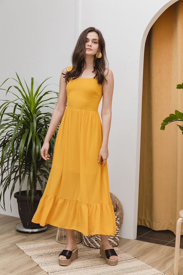 Anette Dress Marigold