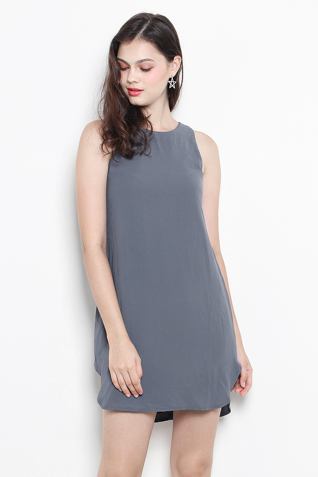 Andie Dress Grey