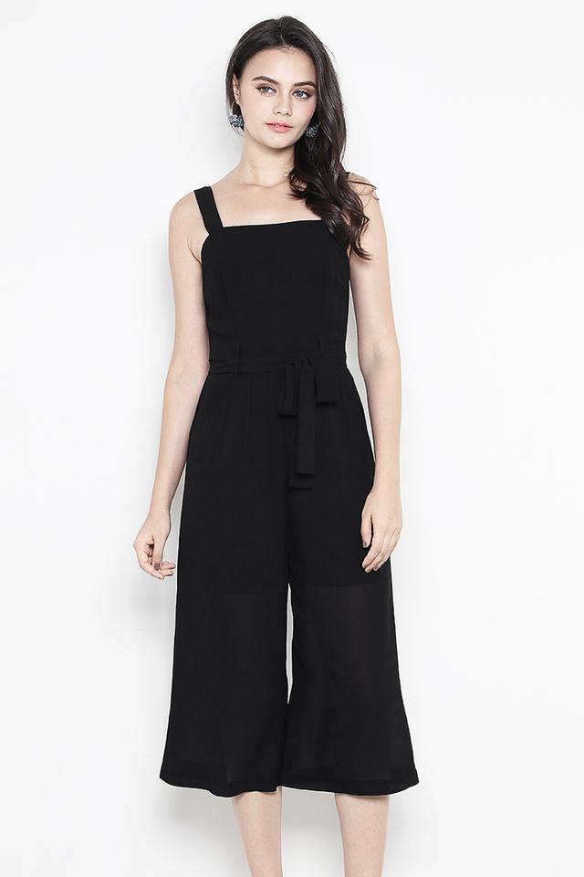 Brynn Jumpsuit Black