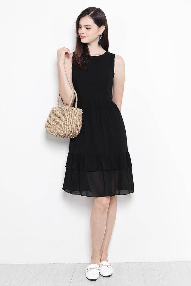 Brisa Dress Black