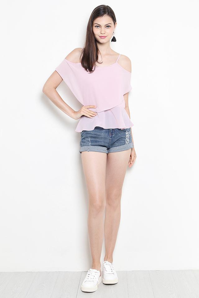 Ayesha Top Pink