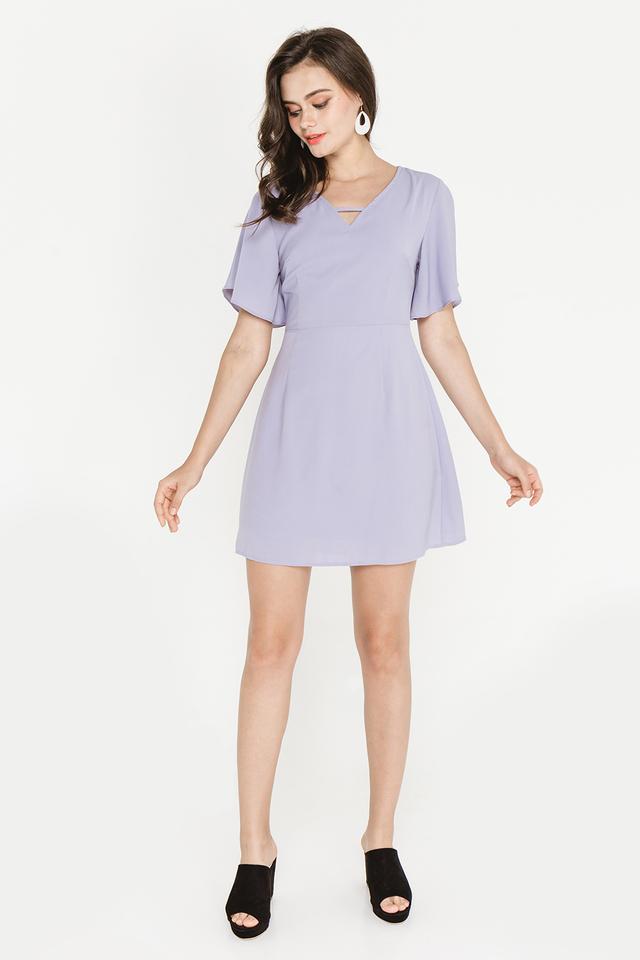 Nichelle Dress Grey