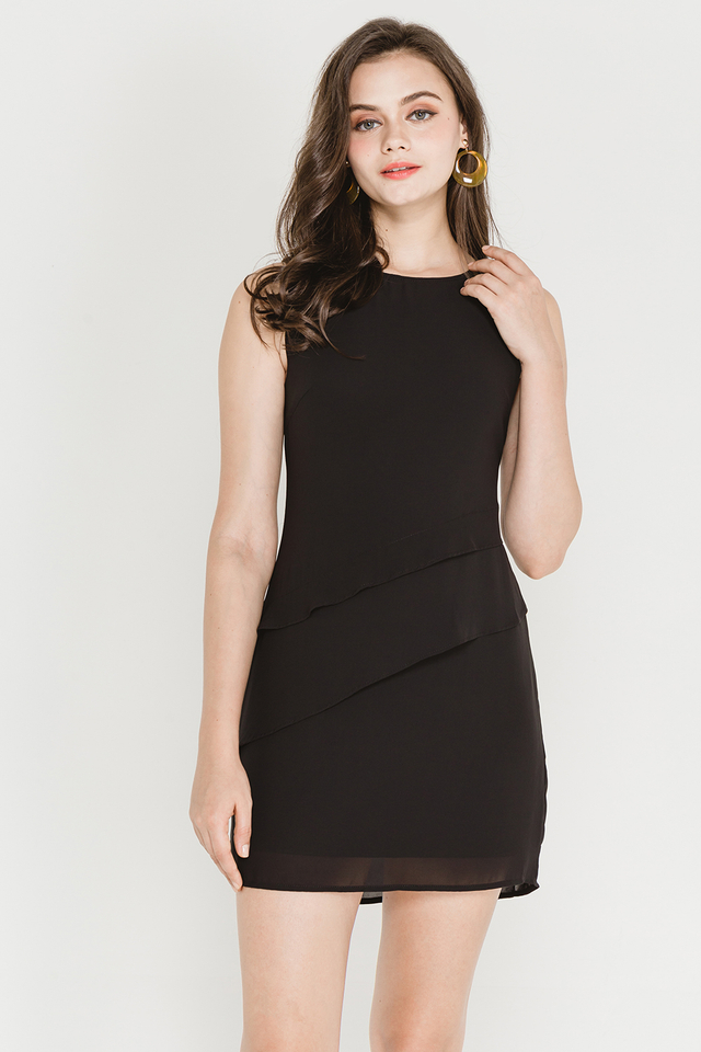 Laurel Dress Black