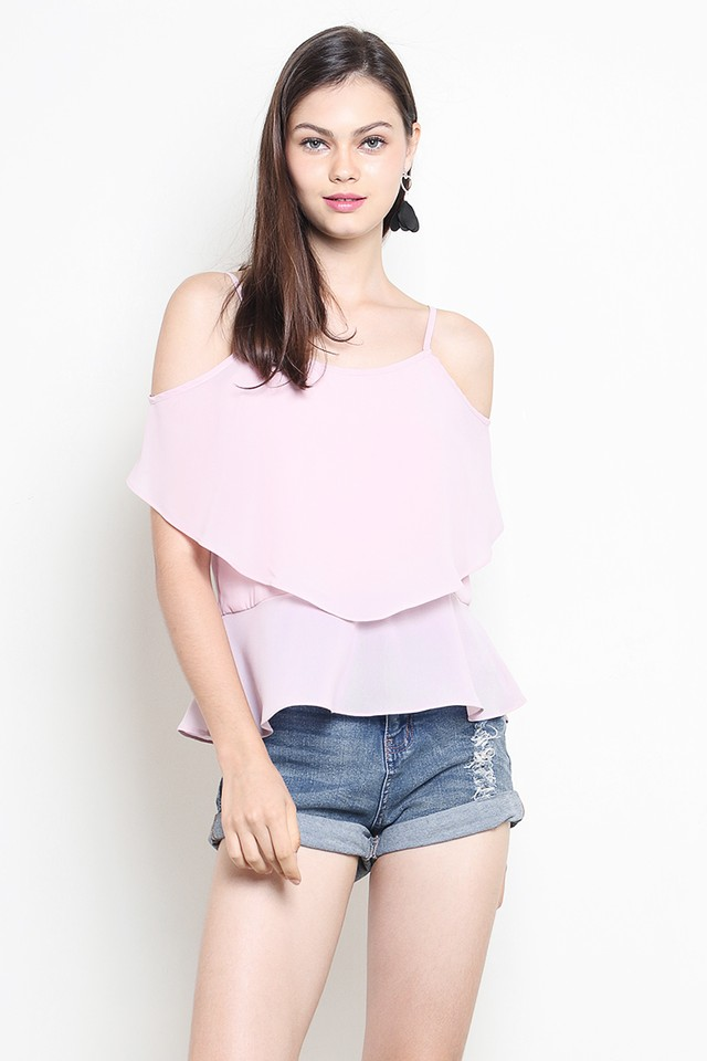 Ayesha Top Pink