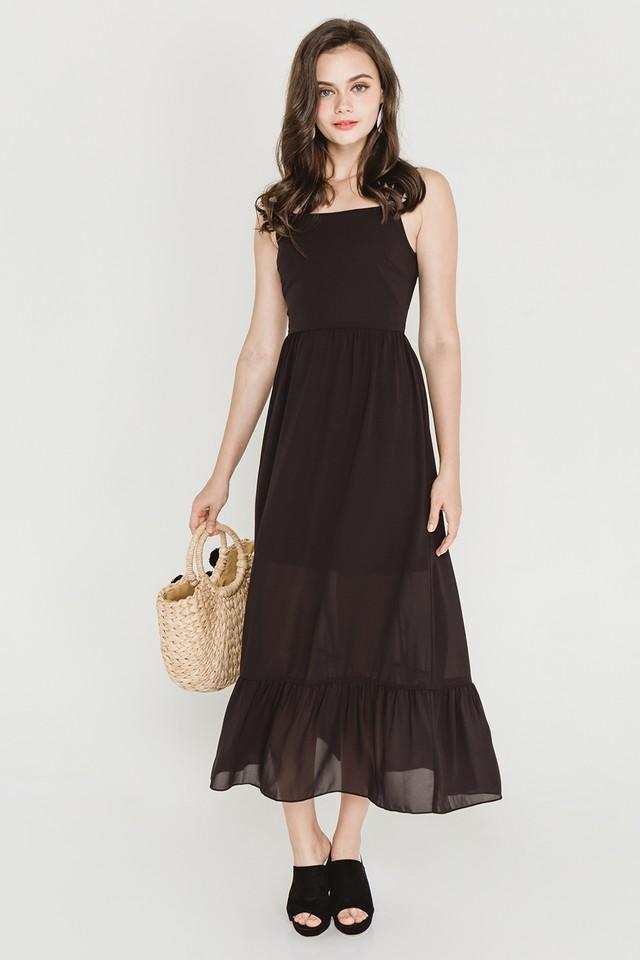 Anette Dress Black