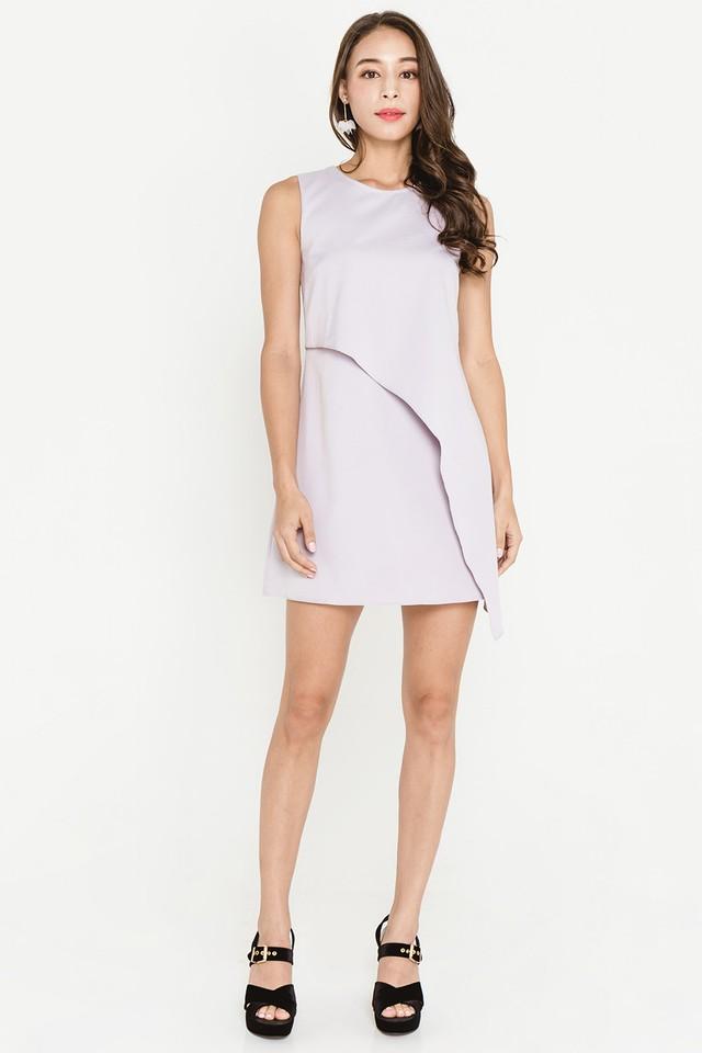 Meryl Dress Grey