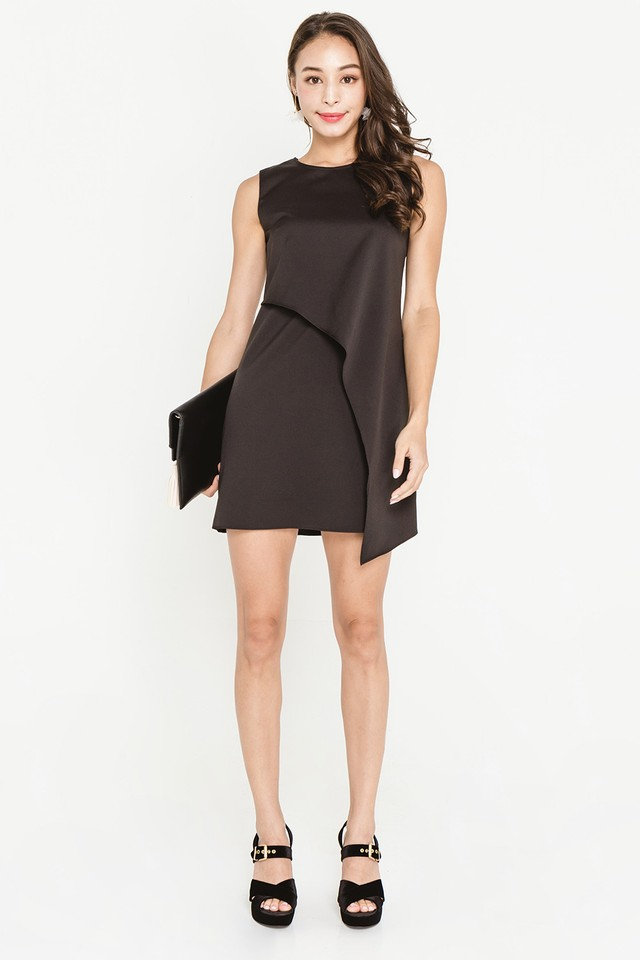 Meryl Dress Black