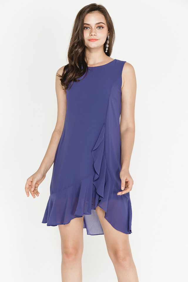 Danni Dress Periwinkle
