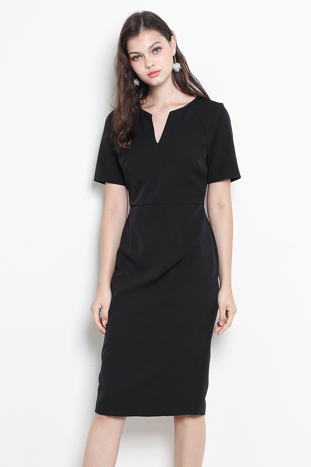 Jaida Dress Black